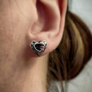 4C - Hearts-korvakorut