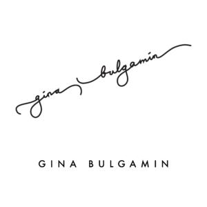 Gina Bulgaminen korut logo